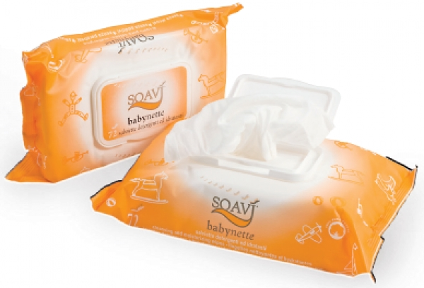 Soavì Babynette Wipes